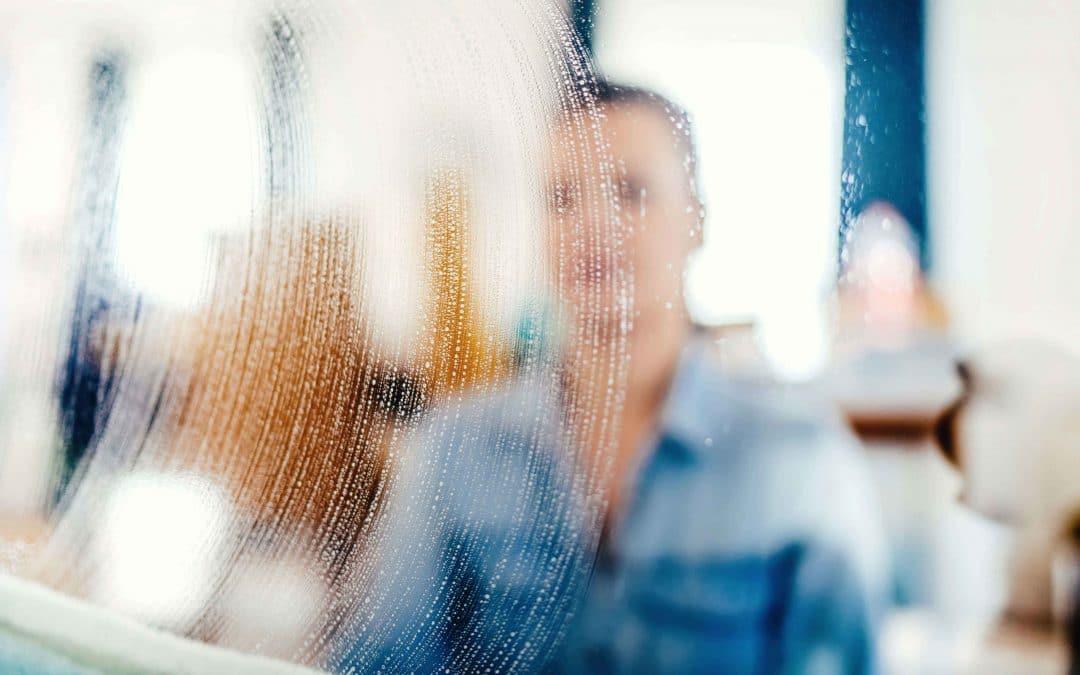 Pulire le finestre: è possibile utilizzare il detersivo per i piatti?